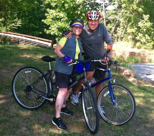 Marcia Bailey Bike