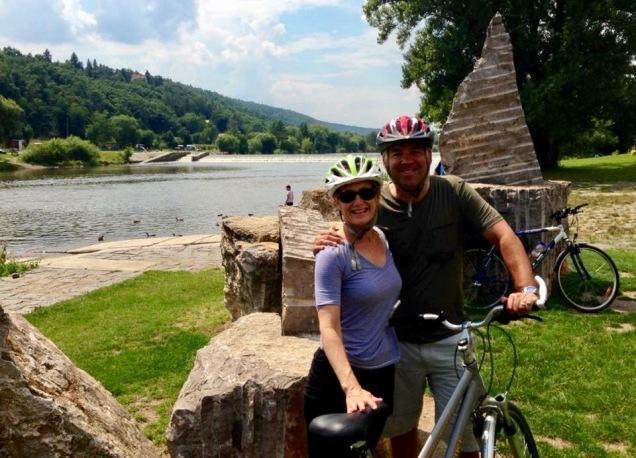 Prague Bike Ride