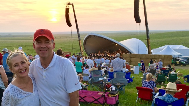 Symphony in the Hills