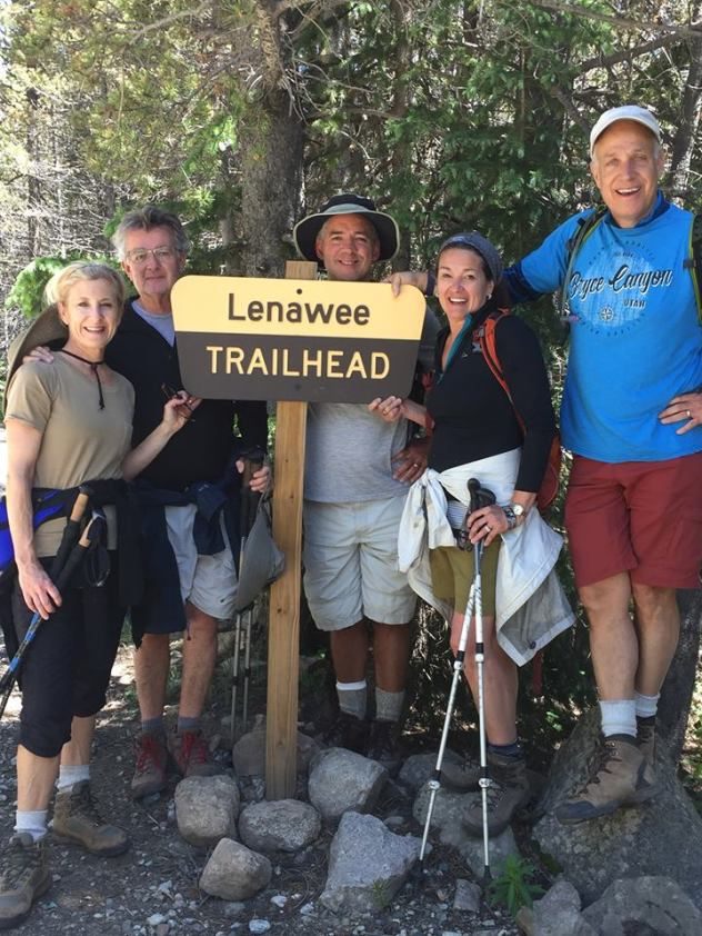 Lenawee Trailhead
